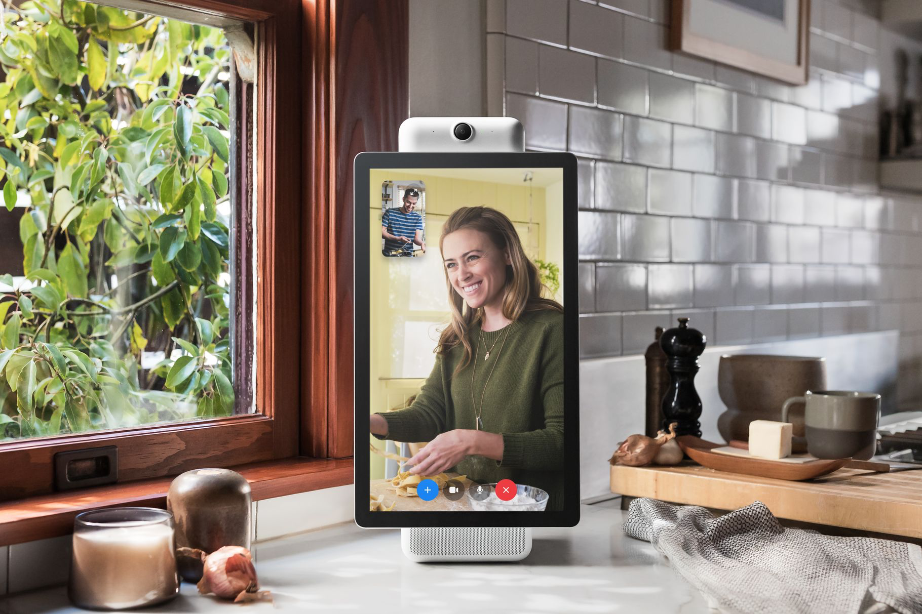 Facebook Portal Kitchen