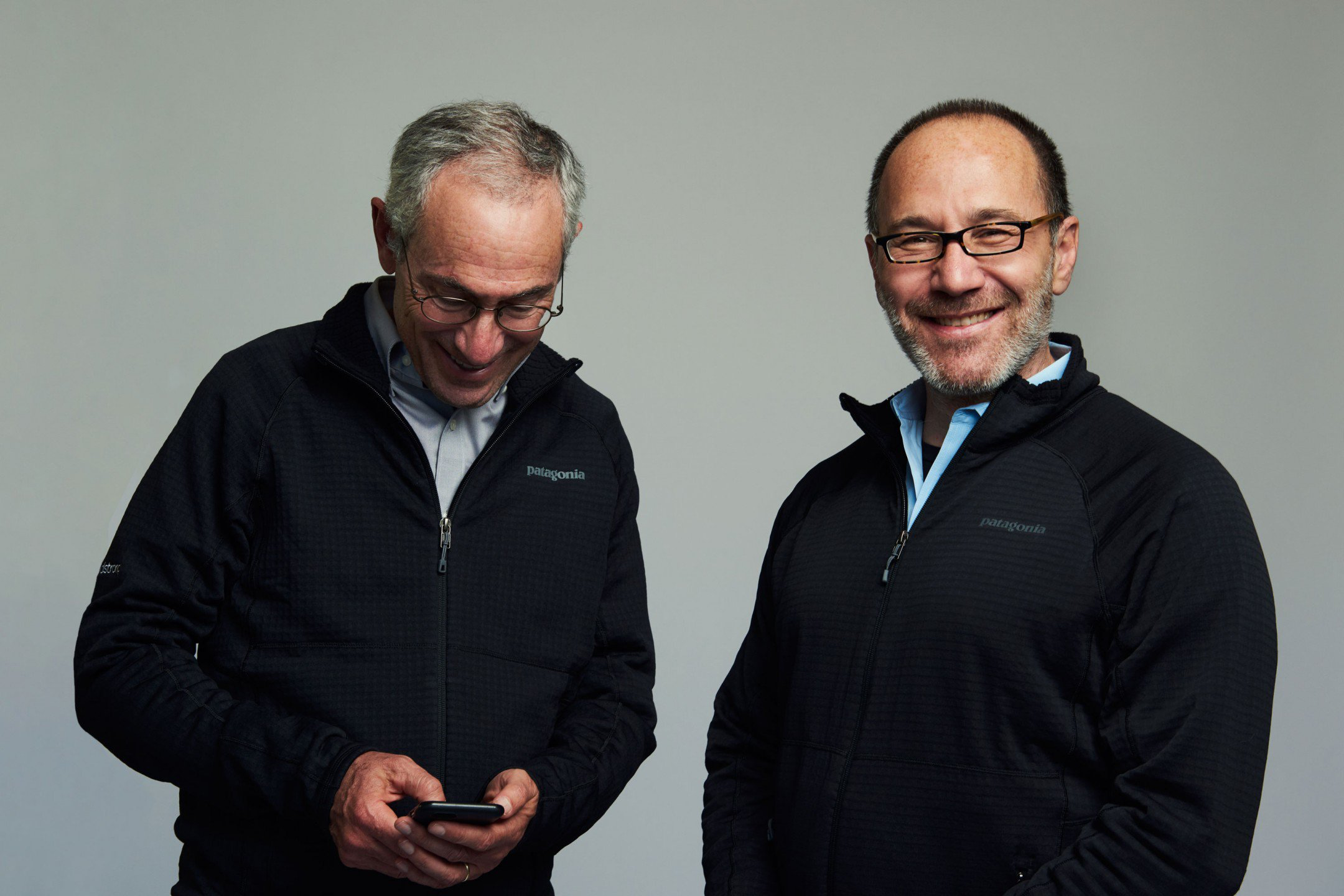 Tom Insel and Paul Dagum