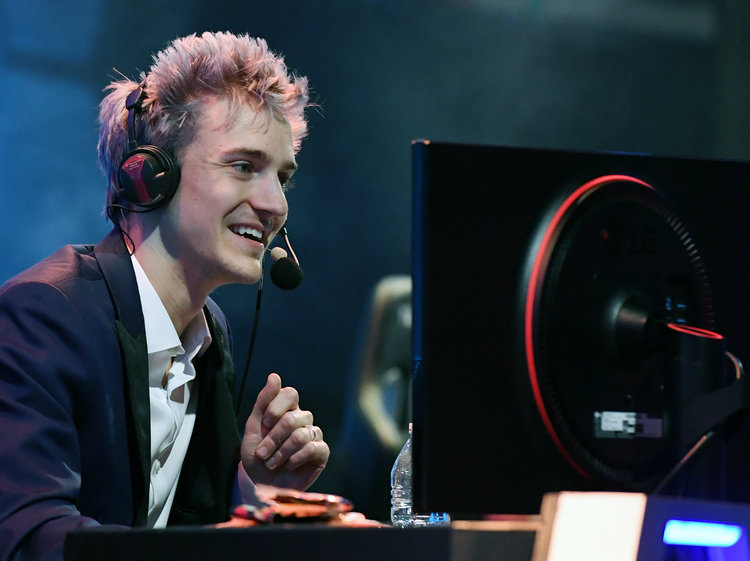 Ninja, tyler blevins, twitch streamer, fortnite, streamer,