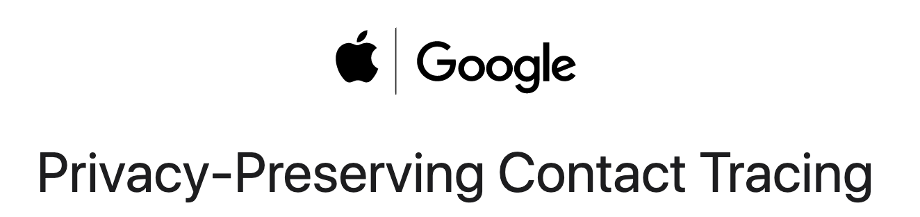 Apple-Google Privacy-Preserving Contact Tracing